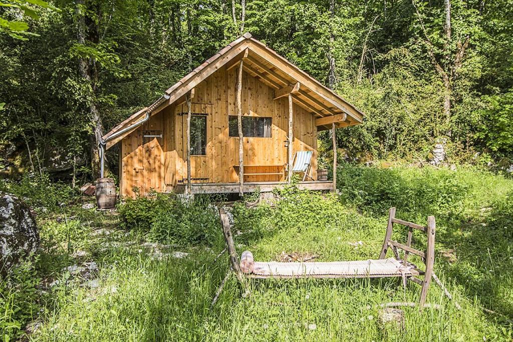 Cabane à louer dans le Vercors  Entre Ciel et Pierres