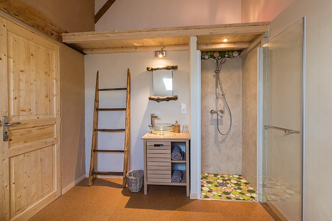 g te cabane chambre d 39 h tes vercors entre ciel et pierres. Black Bedroom Furniture Sets. Home Design Ideas