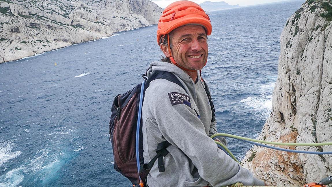 Bernard Gravier guide haute montagne