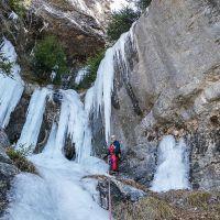 Cascade de glace Vercors