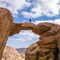 Escalade en Jordanie