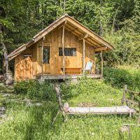 Cabane de la forêt