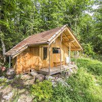 La cabane dans la forêt, Vercors
