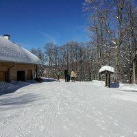Ski de fond dans les Coulmes